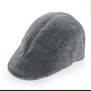 Other - Grey scally cap